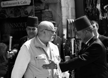 מצלמת: ירושלים בשחור לבן