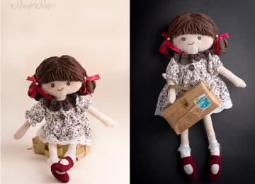 מעצבת: הבובה לייצ'י