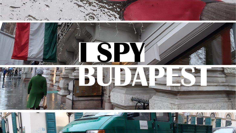 החופשה הזוגית שלנו בבודפשט