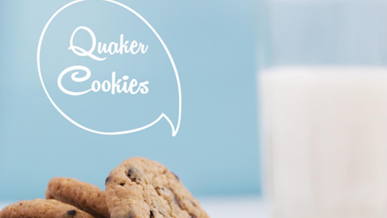 מפנקת: עוגיות קוואקר עם שוקולד צ'יפס