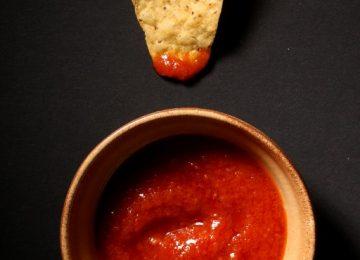 מפנקת: כשדוריטוס נפגש בעגבניה